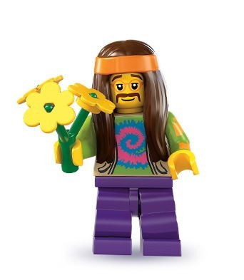 Lego Hippie
