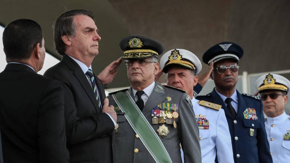 17/04/2019 Cerimônia Comemorativa do Dia do Exército